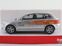 """Herpa 046596 Audi A3 Sportback (2004-2008) """"Audi Service Mobil"""" 1:87/H0 NEU/OVP"""