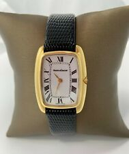 18K Yellow Gold Jaeger-le Coultre Self-Winding Mens Watch