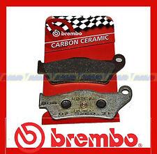 Pastiglie Freno Brembo Genuine Ant.  KTM-Piaggio-Suzuki-Mbk-Moto Guzzi  07BB0435