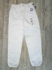 New - Russell Men's Dri-Power Sweatpants w/pockets - Birch - S, M, L, XL, 2XL