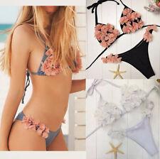 Costume da bagno Mare Donna 2 Pezzi Bikini Petali Woman Flower Bikini 550038 P