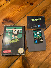 Nintendo NES Tennis mit OVP