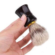 Hand-made Men Hair Shaving Brush Silvertip Badger Hair Brushes Shave Razor Tool