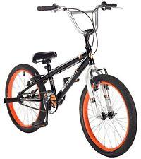 Piranha 20 Inch Wheel 10 Inch Steel Frame Stunt Pegs Rapture BMX Bike 8+ Years