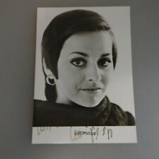 54283 Autogramm Sabine Sinjen 1976 National