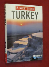 Insight Guides: Turkey (2008, Paperback, Revised edition) NEW