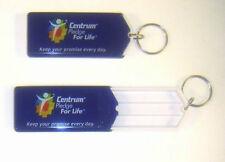 New Lot of 100 Centrum Travel Size Pill Holder Keychain