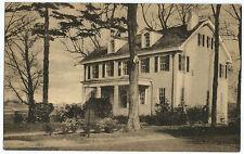 Washington Crossing PA Taylor House Vintage Postcard