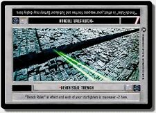Star Wars CCG BB Limited ANH A New Hope Death Star: Trench