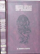 NEW South Indian Images of Gods and Goddesses by Krishna H. Sastri