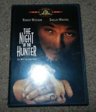 The Night Of The Hunter (Dvd, 2004) *Ln*English & French Subtitles*
