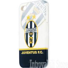 COVER GUSCIO DECORATO JUVENTUS F.C. PER APPLE IPHONE 4 & APPLE IPHONE 4s