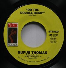 Soul 45 Rufus Thomas - Do The Double Bump / Do The Double Bump On Stax Records
