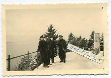 Foto - 2 : Deutsche Marine-Soldaten in Bergen in Norwegen 1941 im 2.WK