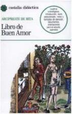 Libro de buen amor (Castalia Didactica) (Spanish Edition)