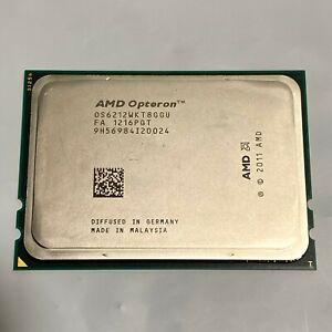 AMD Opteron 6212 OS6212WKT8GGU 2.60GHz Eight-Core Processor G34R1 Socket