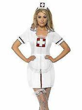 Adult Ladies Hospital Nurse Lingerie Underwear Night Dress Roleplay Costume