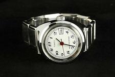 VINTAGE LADIES TIMEX SPORTS WATCH WITH HAND WIND MECHANICAL MOVEMENT