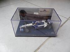 Williams F1 Bmw FW23 Juan Pablo Montoya n°6 Minichamps 1/43 2001 F1