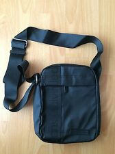 Calvin Klein Black Polyester Mens Messenger Bag (25x20cm ) - NEW WITH TAGS