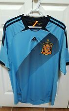 SPAIN Adidas OFFICIAL Away Jersey Campeones De Europa 2008 Climacool