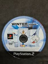 Playstation 2 RTL Wintergames 2007 PS2 PAL Disc Only