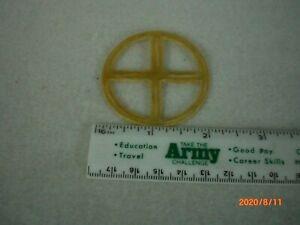Medicine Wheel  Blanks, 2 inch, Rawhide