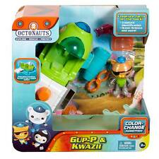 Fisher-Price Octonauts, Gup-P & Kwazii