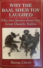 ✡️ Why the Baal Shem Tov Laughed 52Stories Chasidic Rabbis Sterna Citron VF 🇮🇱