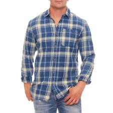 Ropa de hombre azul JACK & JONES 100% algodón