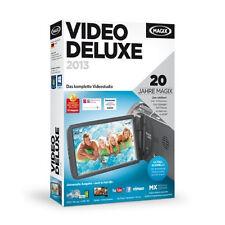 Deutsche MAGIX Bild-, Video- & Audio-Softwares als DVD