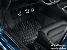 ORIGINAL VW Fussmatten Matten Gummi Set 4teilig VW Passat 3C1061500A 82V
