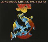 YES - WONDEROUS STORIES - BEST OF 2 CD NEUF
