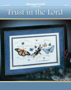 Trust in the Lord LFT252 by Stoney Creek cross stitch pattern