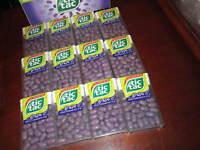 Grape Tic Tac / tic tac grape (2 boxes of 12) BB 2016 / Discontinued RARE