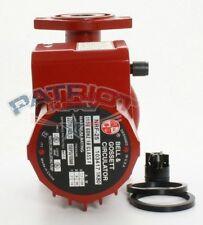 Bell & Gossett NRF-25 3-Speed Wet Rotor Cast Iron Circulator 115V/60 HZ 103417