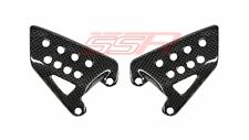 Ducati Sport Classic Paul Smart Sport 1000 Heel Foot Guard Plates Carbon Fiber