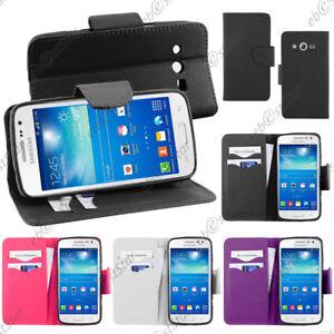 ebestStar Housse Portefeuille Coque Samsung Galaxy Grand Plus/Core/Prime/Alpha