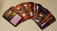Illuminati INWO Card Game New World Order -  Uncommon/Rare Cards - Never Played