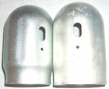 Oxygen & Acetylene Cylinder Bottle Tank Cap Set Fine Thread