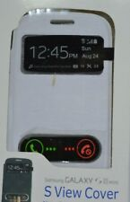 Samsung Galaxy S III mini S View phone cover White