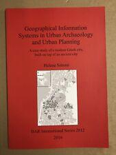 Geographische Informationssysteme in städtischen Archäologie & Stadtplanung Simoni
