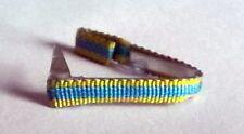 Rappel fixe ruban de boutonnière pour la médaille des sports niveau argent.