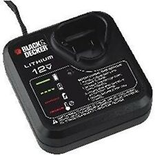 Black and Decker 12 Volt Battery Charger 90592257 for LDX112C Cordless Drill