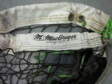 Macgregor Tennis Net