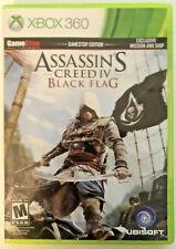 Assassin's Creed IV: Black Flag, Gamestop Edition (Microsoft XBOX 360, 2013)