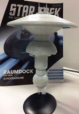 Star Trek U.S.S. Enterprise Raumdock der Erde Sondermodell #15 Eaglemoss OVP