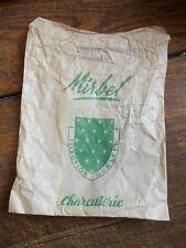sac d'emballage Mirbel Charcuterie - sélection qualité