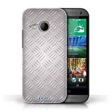 Étuis, housses et coques HTC One en métal pour téléphone mobile et assistant personnel (PDA)