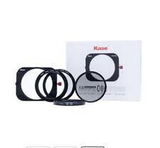 Kase K8 Optical Filter Holder Kit RRP £140